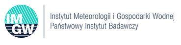 Logo Instytutu Meteorologii i Gospodarki Wodnej